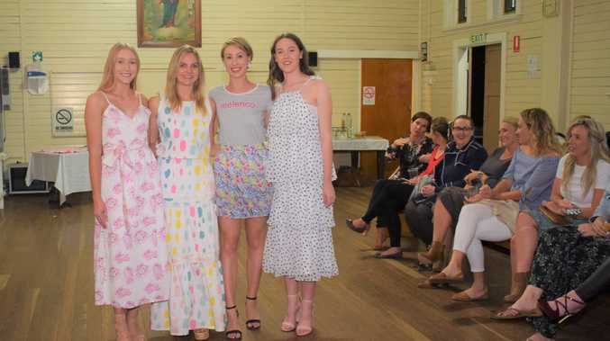 Local fashion designer debuts new Spring collection