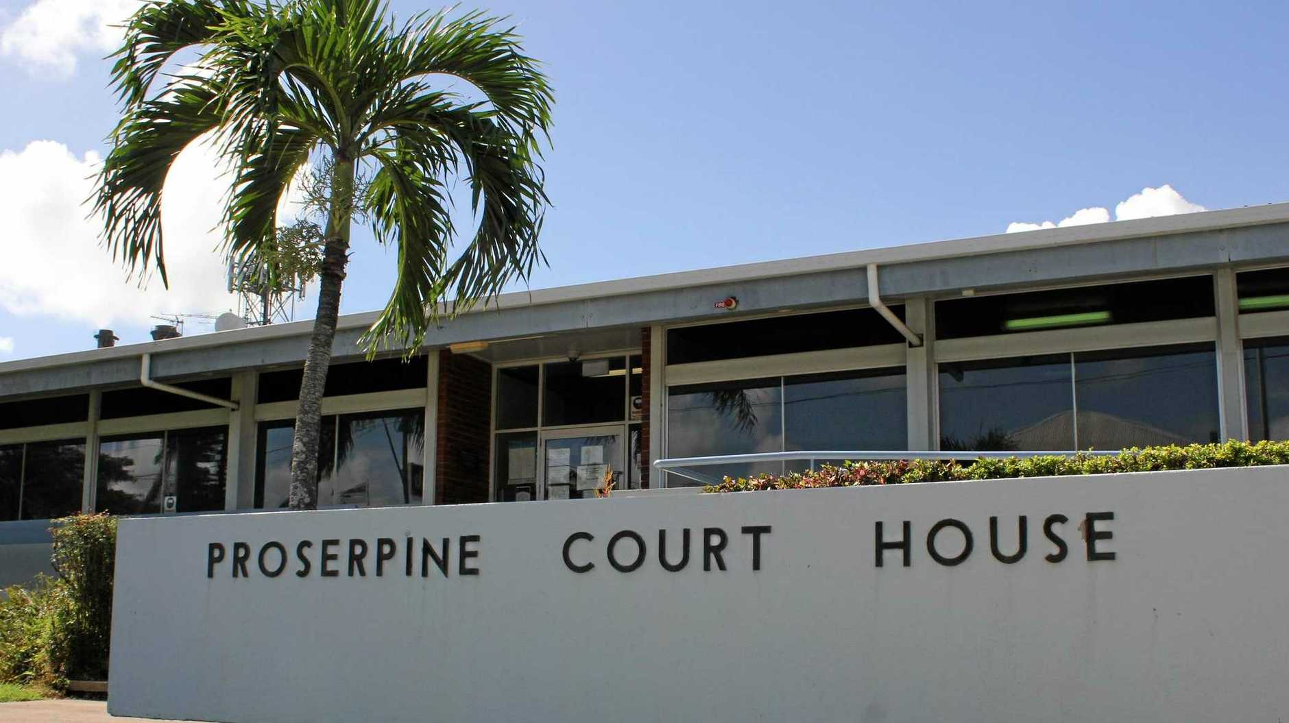 Iyas Shaheen pleaded guilty in Proserpine Magistrates Court to two charges.