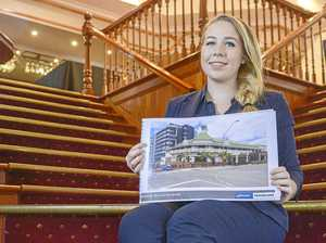GRAND PLAN: Hotel asks residents to help make history
