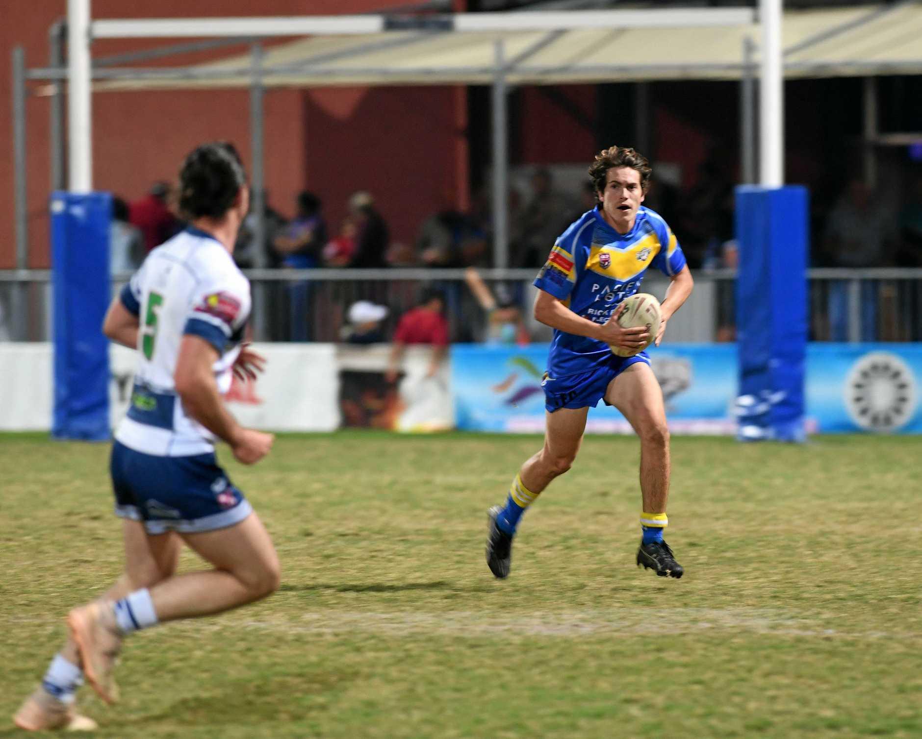 Rugby League Yeppoon's Brady Mckenna
