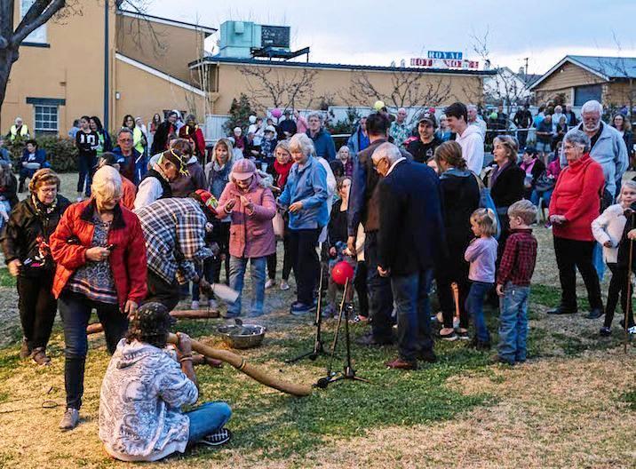 CELEBRATION: The 2018 inaugural Peter Allen Festival was a massive success.