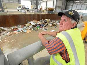 Work begins building west Rocky waste transfer station