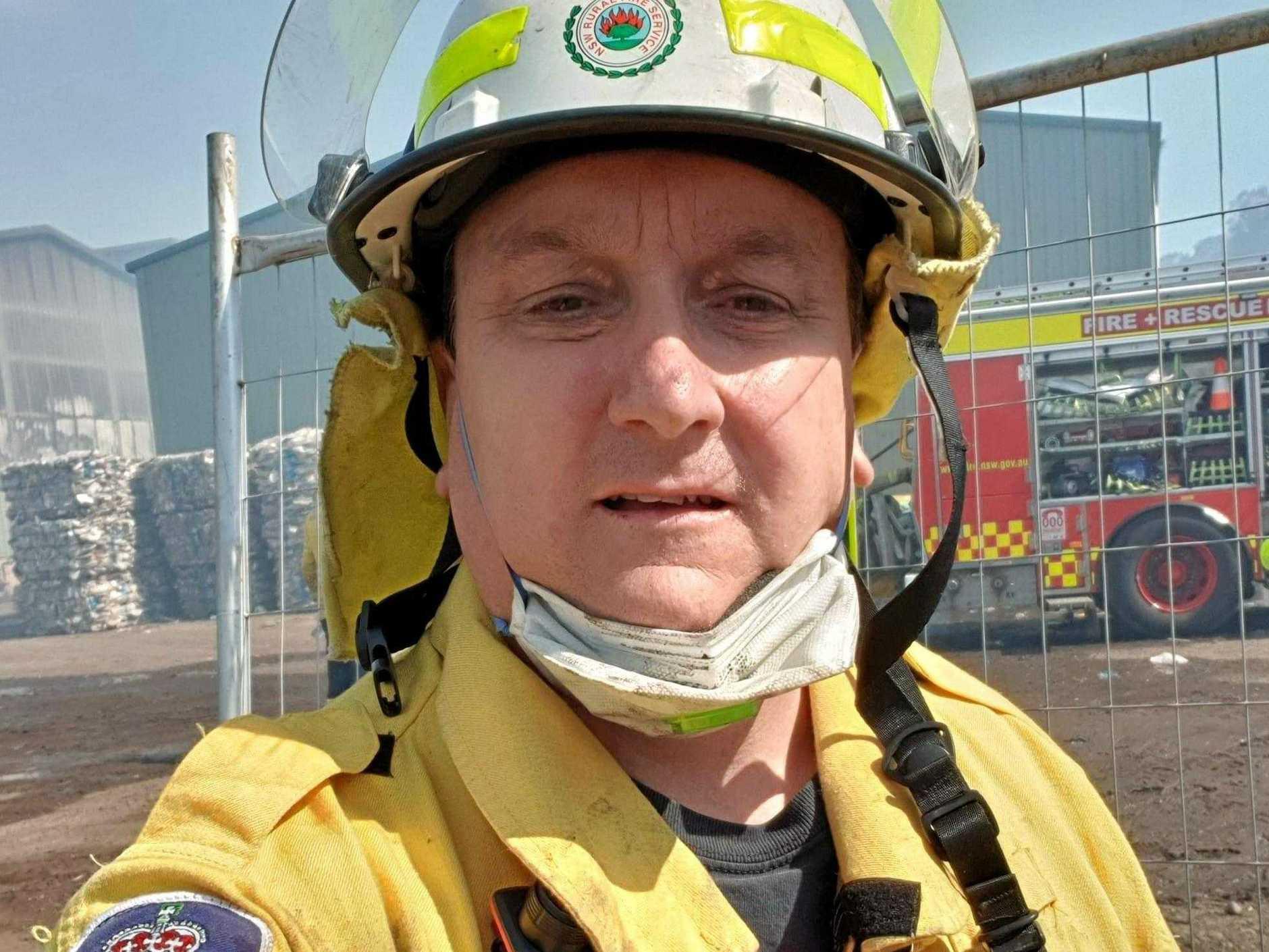 RFS member David Henderson.