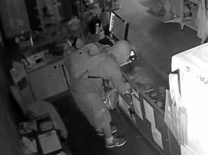 WATCH: Callous crook robs big-hearted Gympie charity