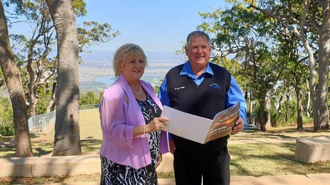 Hundreds of thousands spent to spruce Mt Archer for tourism
