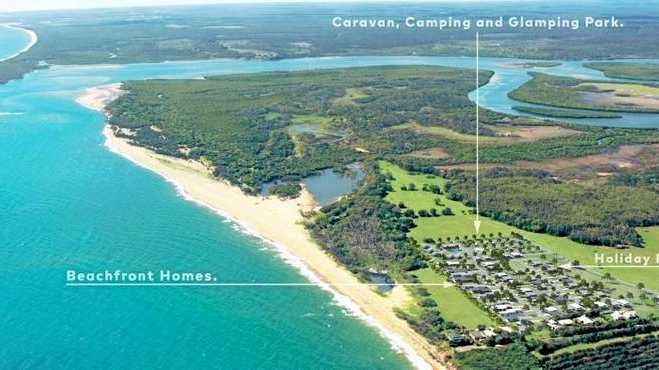 $30m beachfront tourism project hits the market
