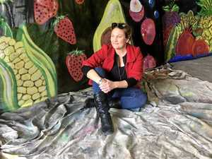 Epic in-store 'street art' unveiled at new IGA