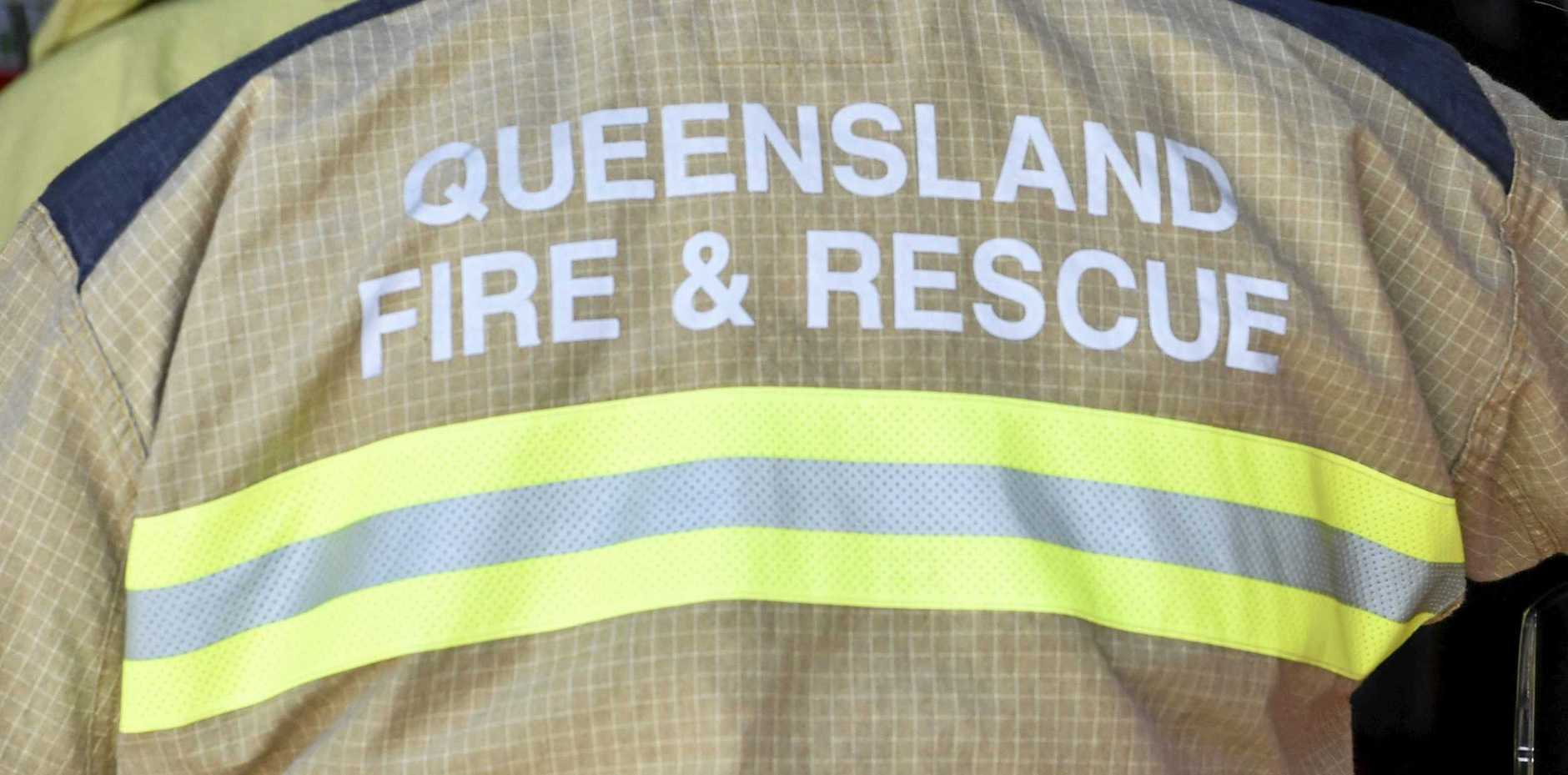 Queensland Fire and Emergency Services.