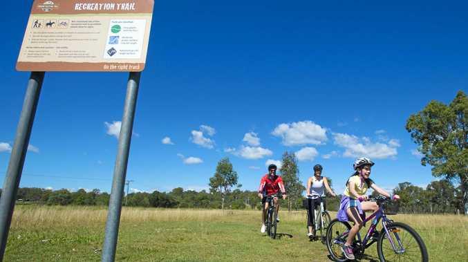 Bikeway to bridge regional communities