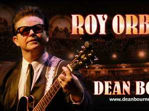 Relive the sound, the voice & all the magical hits of Roy Orbison in an international tribute production starring the world's No 1 Roy Orbison tribute