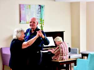Alternative aged care option empowering seniors
