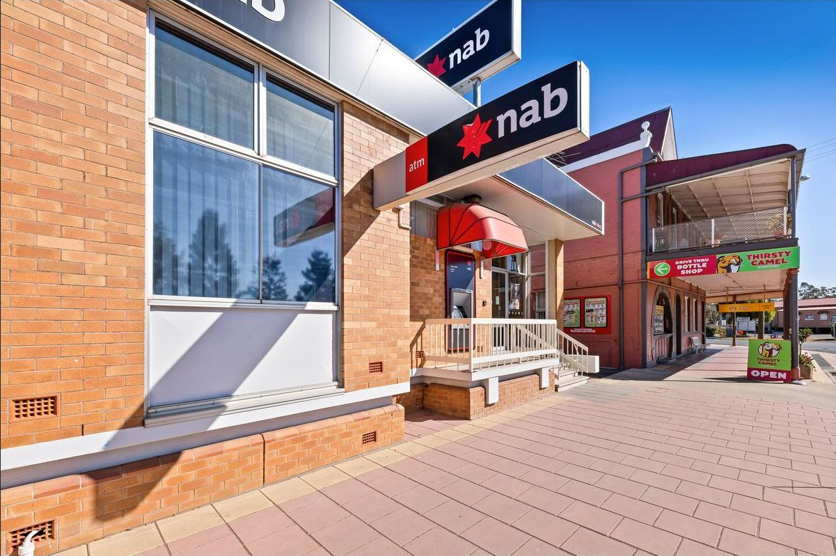 NAB Bank in Oakey for sale