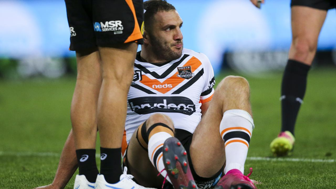 You know Farah will do everything he can. Photo: AAP Image/David Neilson
