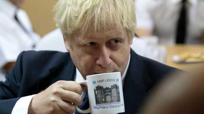 Leaked document reveals UK disaster