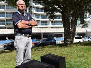 Veteran vows to keep up cenotaph fight until the end