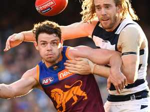 Aker ready for new member of Lions Brownlow club