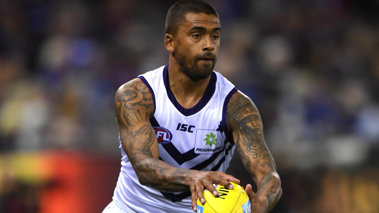 Bradley Hill is set to leave Fremantle.