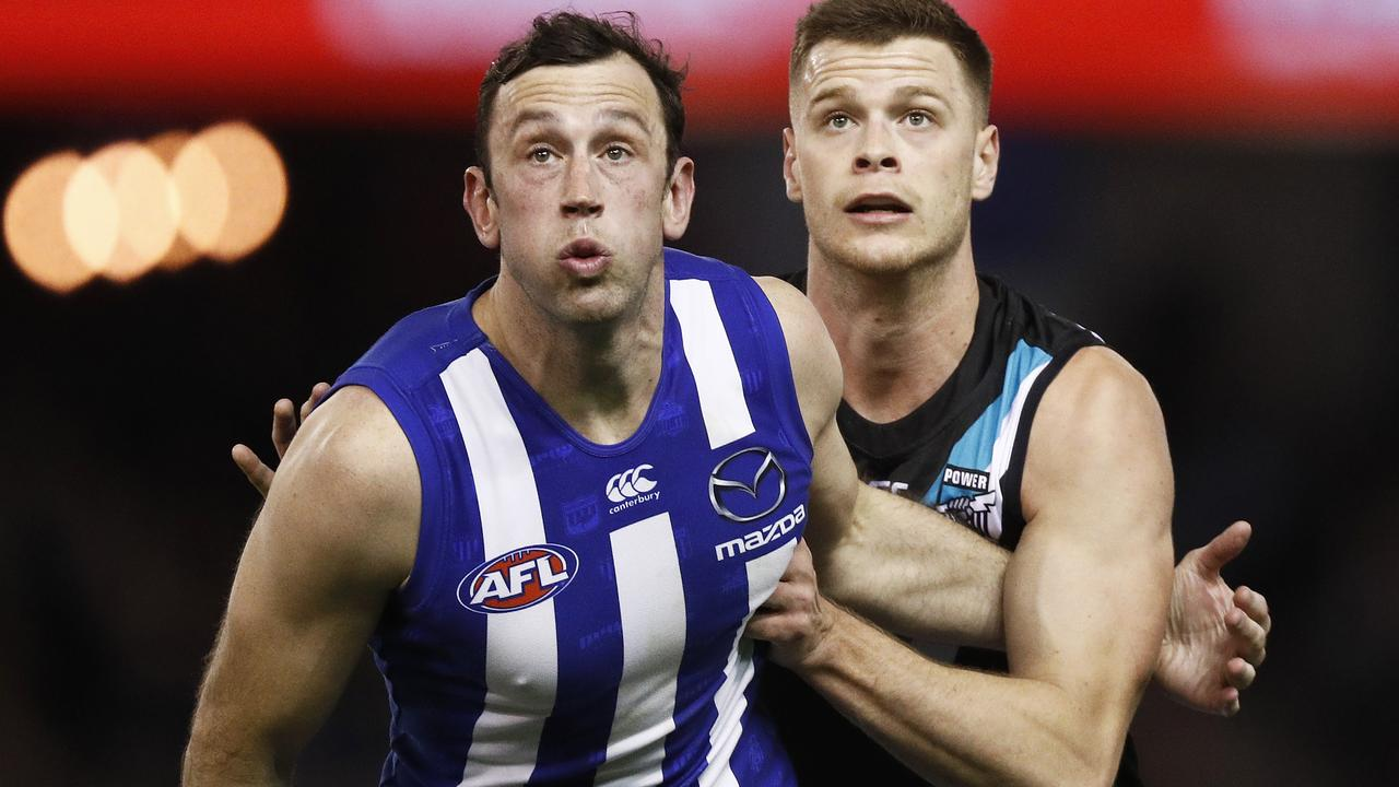 Will Todd Goldstein leave North Melbourne?