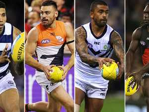 Top 25 AFL trade and free agency targets