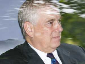 Prince Andrew 'in Epstein mansion'