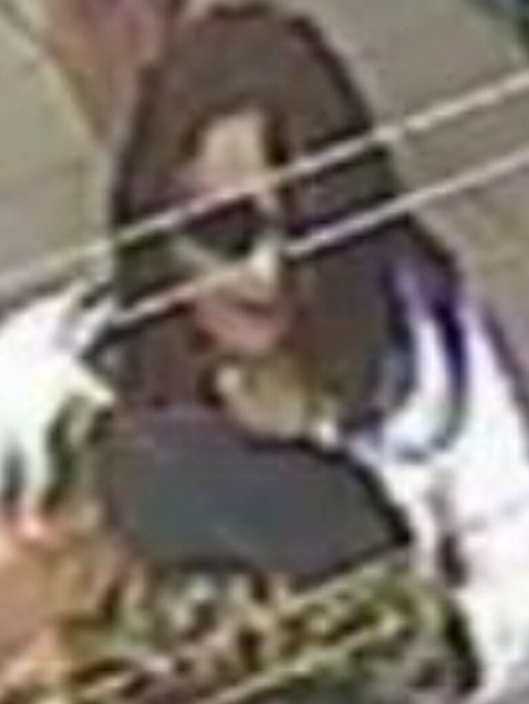 Police searched for the woman for two days. Picture: Queensland Police Service.
