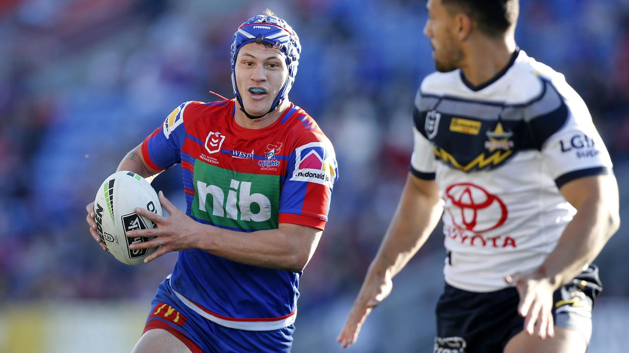 Kalyn Ponga answered the doubters with a brilliant performance.