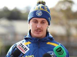 Eels forward Lane apologises for costly 'joke' gone wrong