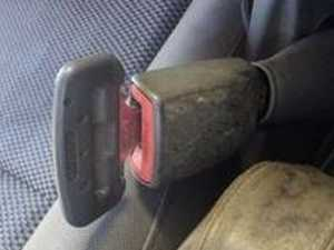 Seatbelt modification shocks cops