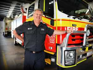 'He risked his life for me': Firefighter's bravery honoured