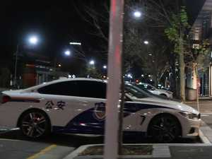'Chinese police car' tracked down in Australia