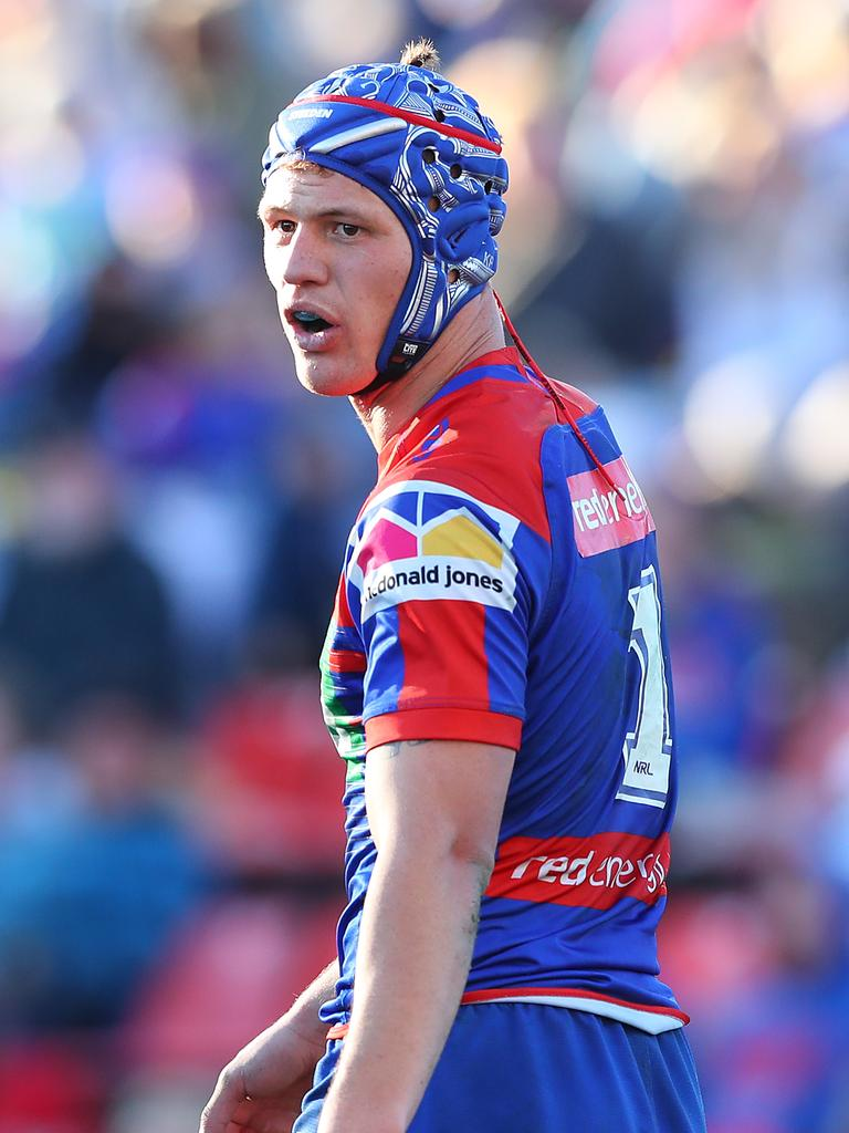 Can Kalyn Ponga and the Knights crack the top eight? Picture: Getty Images