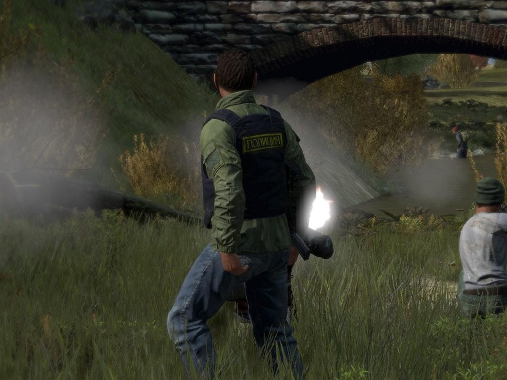 Screenshots from DayZ. Pictures: Bohemia Interactive