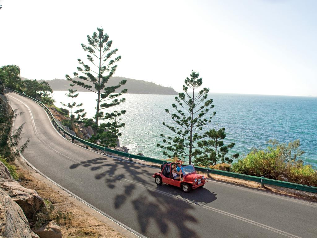 Escape to Magnetic Island for a relaxing life in paradise. Pic: Tourism and Events Queensland
