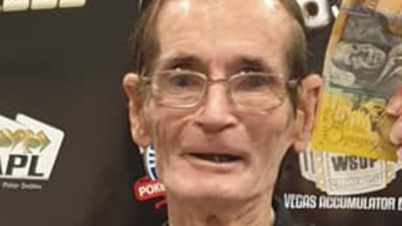 Jim Murphy was a keen poker tournament player.