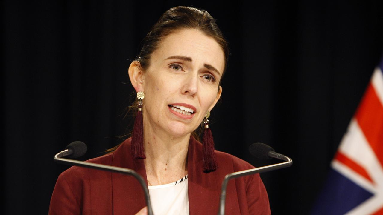 New Zealand Prime Minister Jacinda Ardern was the focus of comments from Alan Jones last week that caused a social media storm. Picture: AP
