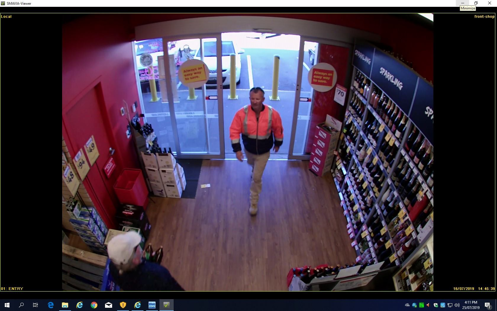 Coffs Clarence Police are appealing for information regarding the theft of alcohol from a South Grafton store.