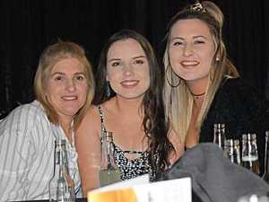 Fiona Kelly, Abbie McPaul and Brittany McEvoy.