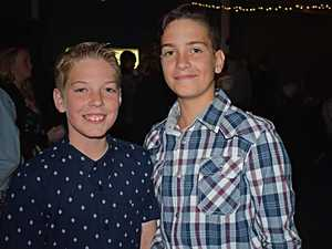 Andrew Burgess and Luke Gasparin.