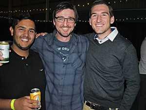 Victor Johnstone, Anthony Marino and Josh