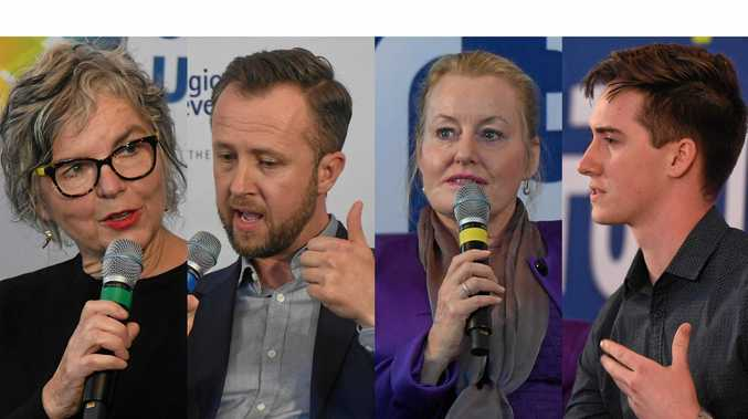 WRAP: Future Northern Rivers panellists share their vision