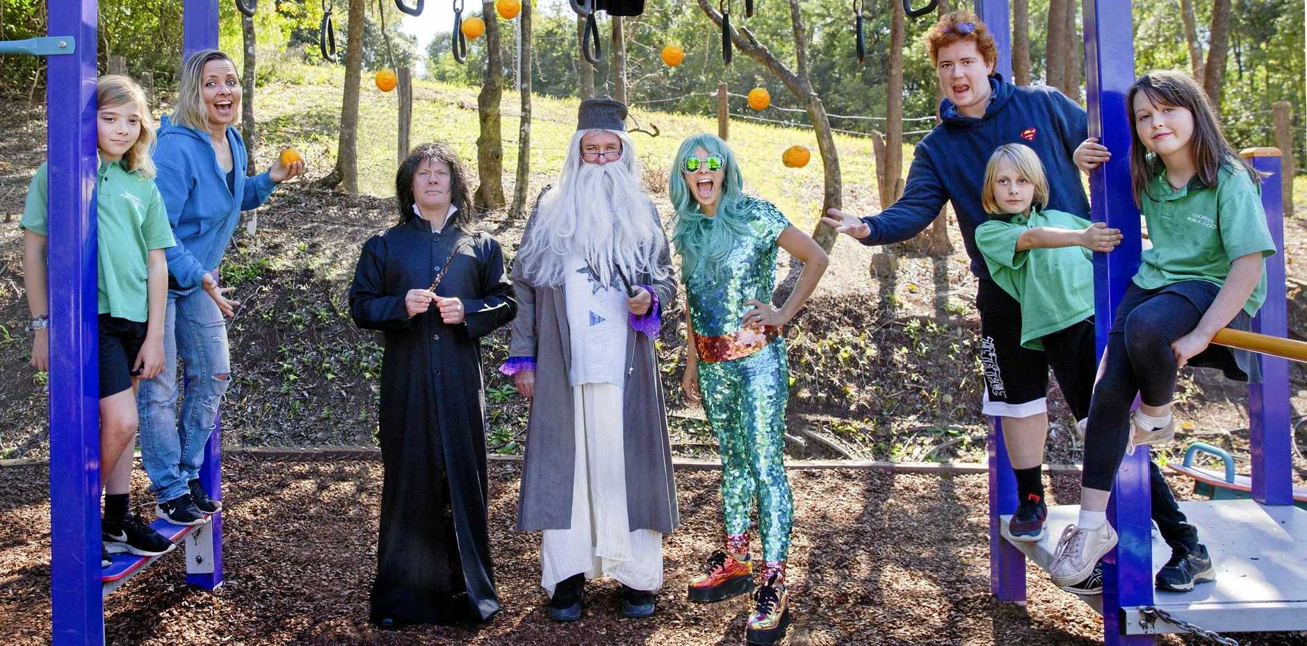 MAGIC: Coorabell Public School Fete 2019 will be totally a Harry Potter at Hogwarts affair.