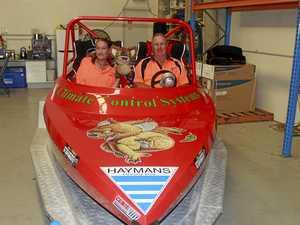 V8 Speedboats