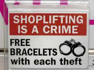 Man warned over theft of $6 bra