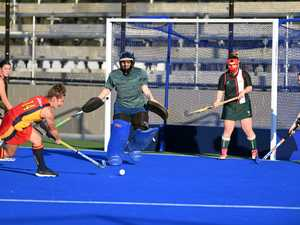 HOCKEY: Frenchville begins march to A-grade grand final