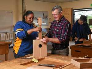 SCHOOL NEWS: Furnishing skills make music
