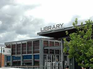 Man exposes himself at library during school holidays