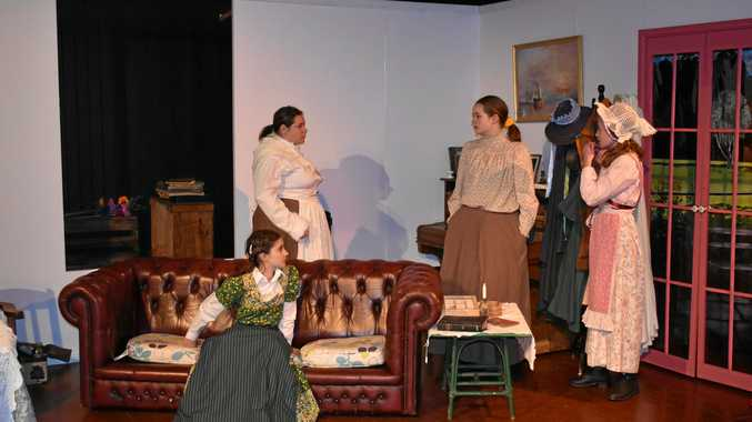 Our Little Women are ready to take to stage