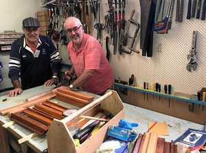 New men's shed site slated by councillor