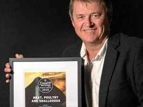 Meat co-op's latest product wins prestigious food award