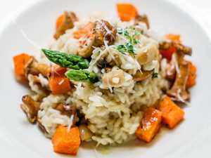 Rice to the occasion for a rewarding risotto